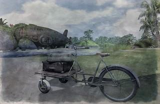 Nutmeg Tricycle @ Lost Lagoon