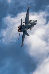 850_8367.jpg (gardhaha) Tags: 2018 aalborgairbase finnishairforce airtransportwingaalborg mcdonnelldouglas danishairshow hävittäjälentolaivue31 ekyt hn435 f18chornet aal