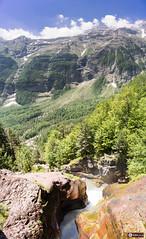 Lalarri falls (www.eiderphoto.com) Tags: lalarri falls bielsa aragon huesca pirineos pyrenees ilce7 sonya7 konica4018 pano mtperdido northface marbore cilindro soumramond eiderphoto