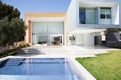 130408445 (bluehavenpoolsandspas) Tags: architecture backyard balcony building chic colorimage day design domesticlife elegance exteriordesign glasswall highangleview horizontal house lawn luxury mallorca mediterranean modern modular nopeople outdoors patio photography poolside simplicity spain swimmingpool tranquilscene tree villa wealth