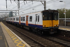 315803 (Rob390029) Tags: 315803 london overground class 315 bethnal green emu electric multiple unit train track tracks rail rails travel travelling transport transportation transit public railway station bet geml great eastern mainline