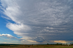 Clouds Moving Into Denver From The South (dcstep) Tags: a7r8514dxo fe1224mmf4g sonya7riii allrightsreserved copyright2018davidcstephens dxophotolab21 cherrycreekstatepark colorado usa aurora nature urban urbannature