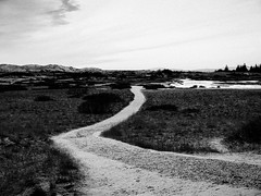 Thingvellir National Park (Halibel14) Tags: thingvellir national park iceland reykjavik olympus epl1 blackandwhite bw panasonic view nature