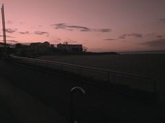 Playa de Riazor, A Coruña. (davidtenmaphotos) Tags: beach playa night acoruña galicia spain