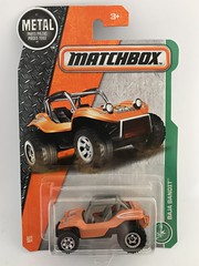 Mattel Matchbox - Matchbox 1-75 Series - Number 104 / 125 - Baja Bandit - Miniature Diecast Metal Scale Model Vehicle (firehouse.ie) Tags: toys toy vehicule vehicle bug beetle beachbuggy bajabandit automobile l'auto coche car vw dunebuggy dune buggy beach models model miniatures miniature metal matchbox mattel