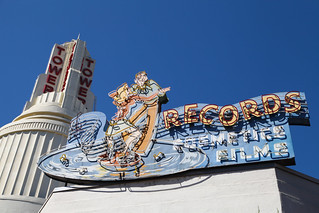 Tower Theatre / Tower Records