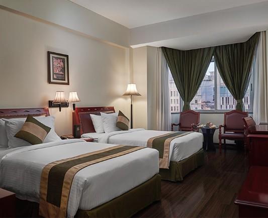 プノンペン ホテル
