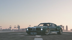 Bullet | Shelby GT500 (CHRISinSESSION) Tags: 4k games game screenshots screenshot gamescreenshots gamescreens digital art realism beautiful virtualphotography videogames screencapture societyofvirtualphotographers sunset thecrew thecrew2 crew 2 ford shelby gt500
