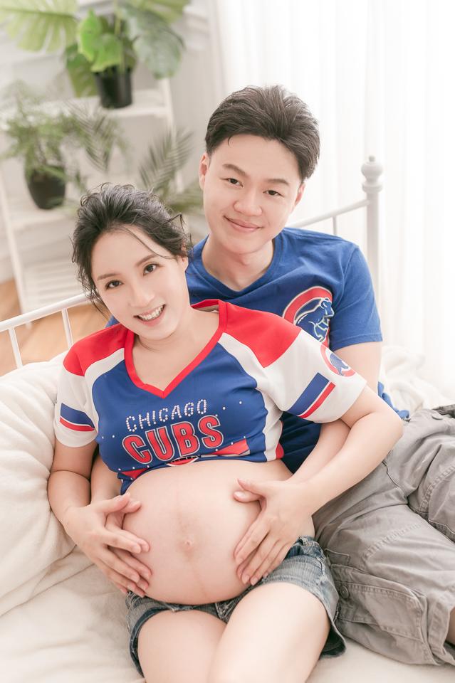 推薦 台南孕婦寫真 浪漫時尚孕媽咪 SY 031