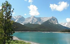 Rocky Mountain High ... Kananaskis Alberta Canada (Mr. Happy Face - Peace :)) Tags: art2018 wilderness forest alpines trees meadows scenery sky cloud landscape hiking albertabound cans2s summer alberta canada nature environment