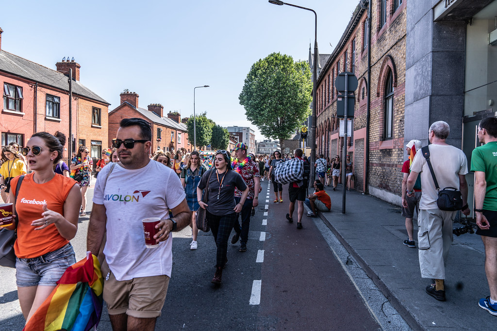 ABOUT SIXTY THOUSAND TOOK PART IN THE DUBLIN LGBTI+ PARADE TODAY[ SATURDAY 30 JUNE 2018]-141789