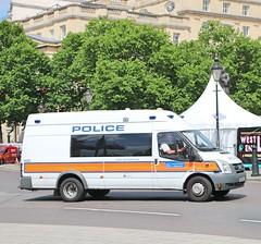 Metropolitan Police Service - HWL - BU12AXF (Waterford_Man) Tags: bu12axf hwl fordtransit mps metropolitanpoliceservice