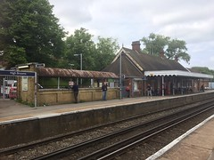 180607 HighBrooms (22) (Transrail) Tags: highbrooms station southeastern kent railway train