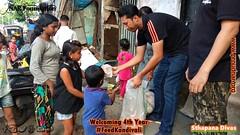 Sthapana  Divas  022 (narfoundation) Tags: proudnar narfoundation food donation ngo mumbai india miteshrathod sthapanadivas social work povert no1