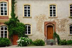 Meyenburg (Astrid1949) Tags: meyenburg brandenburg duitsland juni 2018 detail kasteel
