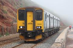 150232 (uktrainpics) Tags: 150232 dawlish class 150 diesel unit