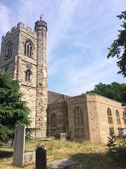 West Ham Parish Church (My photos live here) Tags: london capital city england east newham west ham parish church stratford lane