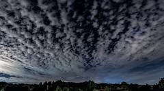 clouds... (st.weber71) Tags: nikon nrw niederrhein natur nightshot nachts nightlights nachtfotografie nacht nachtaufnahme night nachthimmel nachtfoto wolken wolkenstimmung wolkenbilder wolkenhimmel deutschland d850 germany langzeitbelichtung lzb lichter landschaft landscape himmel star sterne