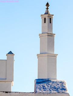 Chimenea. 03. Teguise, Lanzarote, enero 2013.