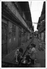 HengMian04 (nickthepluto) Tags: shanghaigp3 zeiss ikon zm biogon 2828 bw d76 film