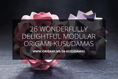 26 Wonderfully Delightful Modular Origami Kusudamas (Origami.me) Tags: origami origamiart origamis origamifun paper papercraft papercrafts craft crafts diy art papers paperart papercut folded folding folds folders folder