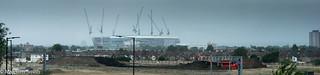 New Spurs Ground