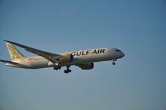 GULF AIR 787-900 (joe.woods2209) Tags: a6300 lhr a6500 a6000 aircraft airport airbus heathrow a380 a380800 boeing a350900 a350 787900 787 777300 british air malasian qantas etihad airways ethiopian virgin 777 777200 pacific cathay gulf 18105