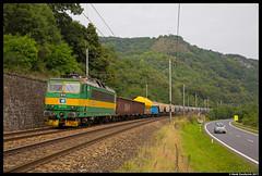 ČD Cargo 163 216, Prackovice nad Labem 24-08-2017 (Henk Zwoferink) Tags: čd prackovicenadlabem ústínadlabem tsjechië cz cd henk zwoferink cargo 163 216 skoda