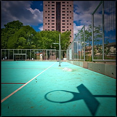 Brussels (Dirk Desmet) Tags: basket hoops basketball brussels bruxelles summer bronx