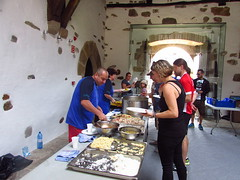 Ehunmilak 2018. Pasta Party-a