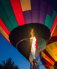 Getting Hot (jimbobphoto) Tags: balloon flame fire heat color
