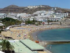 Puerto Rico (skumroffe) Tags: puertorico grancanaria islascanarias canaryislands kanarieöarna beach strand playa playadepuertorico puertoricobeach spain spanien españa