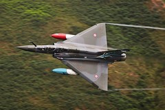 Mach Loop Mirage (Dafydd RJ Phillips) Tags: couteau delta ramex display mirage 2000 2000d air force riat 2018 team france french