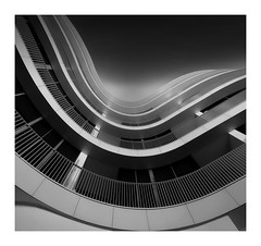 New Waves #2 [Explored 2018-07-20] (T.Seifer : )) Tags: futuristic architecture blackandwhite blackwhite whiteandblack whiteblack modern building urban design travel cityscape beautiful light monochrome hotel lines tourism view outside fx outdoors waves hamburg geometry
