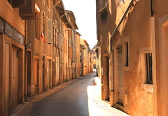 The Ghost Town (acwills2014) Tags: street empty deserted depth shadows france eerie