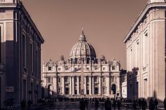 Vaticano - Italia (valentinaav7) Tags: vatican vaticano italia italy rome roma museo sepia architecture arquitectura europe europa building edificio religion amazing bonito