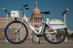 Pace bike share Austin (by Zagster) (paul.wasneski) Tags: austin unitedstates us pace zagster bikeshare texas capital bicycle transportation