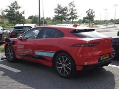 New Jaguar I-Pace (harry_nl) Tags: netherlands nederland 2018 utrecht jaguar ipace sn348h sidecode9