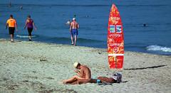 beach life kos (grahamd4) Tags: kos greece beach sand sea bather sun travel holiday