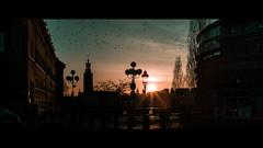 Stockholm, Sweden (emrecift) Tags: candid portrait street cityscape photography sunset golden hour backlit silhouttes stockholm sweden cinematic lightroom presets 2391 anamorphic leica m8 voigtlander 35mm f14 emrecift