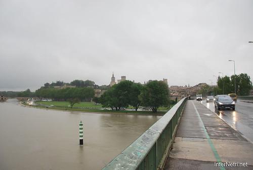 Річка Рона, Авіньйон, Прованс, Франція InterNetri.Net France 1453