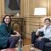L'Alcaldessa es reuneix amb la Delegada del Govern, Teresa Cunillera