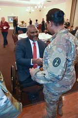 2018 MLK Observance-96 (US Army 1st Recruiting Brigade) Tags: fort meade ft martin luther king jr mlk observance 1st recruiting brigade colonel greg gadson