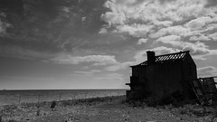 Ruined Building (davepickettphotographer) Tags: orfordness nationaltrust wwwnationaltrustorguk uk east suffolk beach eastern ruined building woodbridge orford village coastline coast shingle