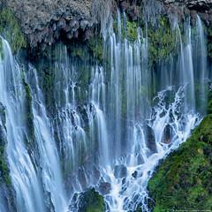 Burney Falls (Warren Chamberlain) Tags: burney falls california waterfalls moss long exposure warren chamberlain