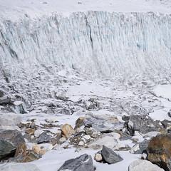 Gletscher am Cho La (zeh.hah.es.) Tags: gletscher glacier eis ice felsen fels rock rocks chola khumbu solukhumbu nepal himalaya himalaja weiss white blau blue grau gray grey braun brown beige
