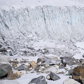 Gletscher am Cho La