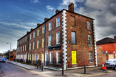 Belfast 17 April 2018 00033.jpg (JamesPDeans.co.uk) Tags: forthemanwhohaseverything landscape belfast gb greatbritain roads unitedkingdom street northernireland colour britain brickbuilt yellow wwwjamespdeanscouk printsforsale architecture europe landscapeforwalls jamespdeansphotography uk digitaldownloadsforlicence