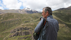 Searching for the Shot (benjamin.t.kemp) Tags: photo photographer searching looking person camera everyday travel peru people hills mountains