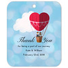 Journey Thank You Favor Tag (Set of 25 pcs) (Gift Elements) Tags: gifttags wedding stickers thankyou giftwrapping favours favors weddingparty creative customised customized giftelements weddingtags weddinggifttags weddingstickers hotairballoon journey favour favor favortag customise customize personalise